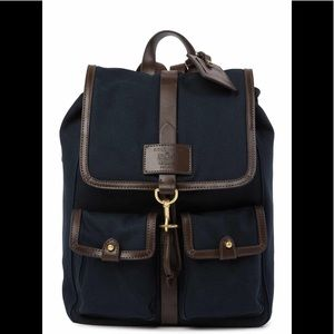 Cole Haan Men's Matthews Canvas Backpack, NWT